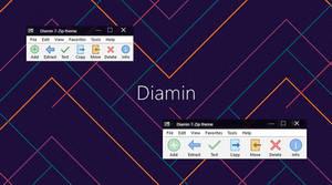Diamin 7-Zip theme
