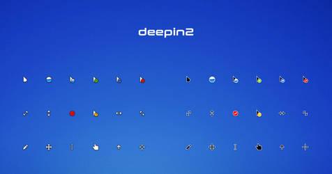 Deepin2 Cursors