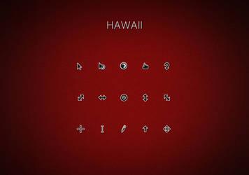 Hawaii Cursors