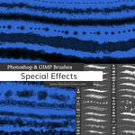 Special Effects Texture Photoshop Brushes