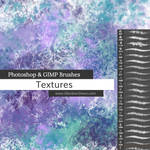 Texture Photoshop Brushes