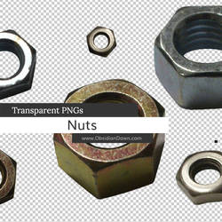 Nuts Transparent PNGs