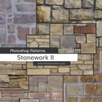 Stonework II Photoshop Patterns