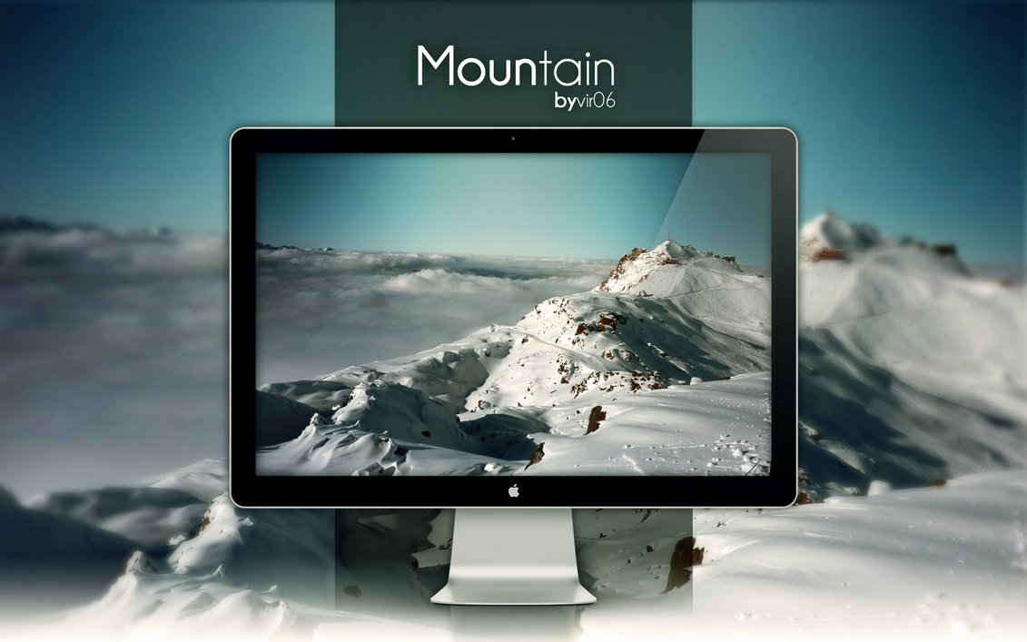 Mountain by vir06