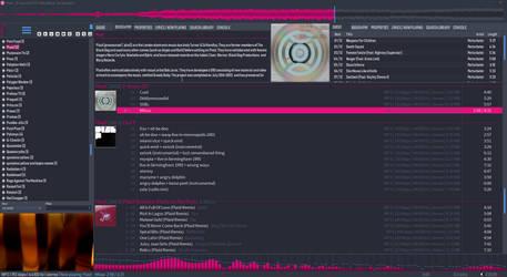 Borealis1.0 - Foobar2000 Theme by quan7thum