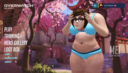 Overwatch Mei - Model Release! UPDATED by snoopye12