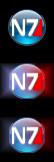 N7 Windows Start Orb by RickF7666