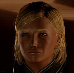 Mass Effect 2 - The Rock
