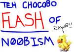 We wub Chocobos