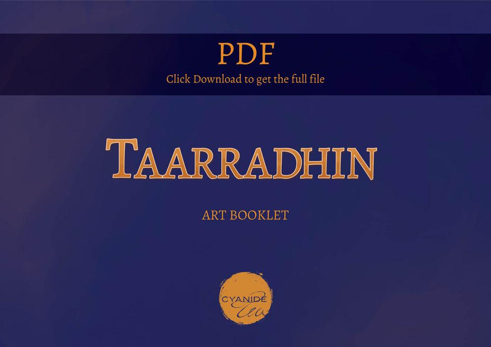 Taarradhin: Art Booklet by Auro-Cyanide