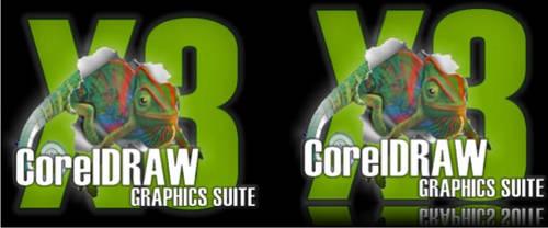 Corel DRAW X3 Suite Dock Icon