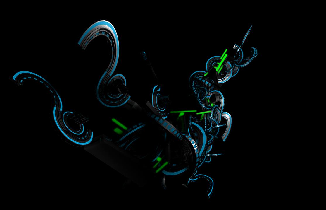 Mech C4D Tutorial by clyzm