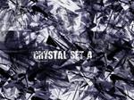Clyzm CRYSTAL Brushes Set 4
