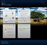 PSD - Template Ovni System