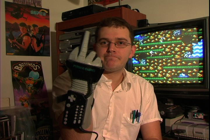 AnGrY vIdEo GaMe NeRd PoWeR gLoVe EdiTiOn by Hakay22 on DeviantArt