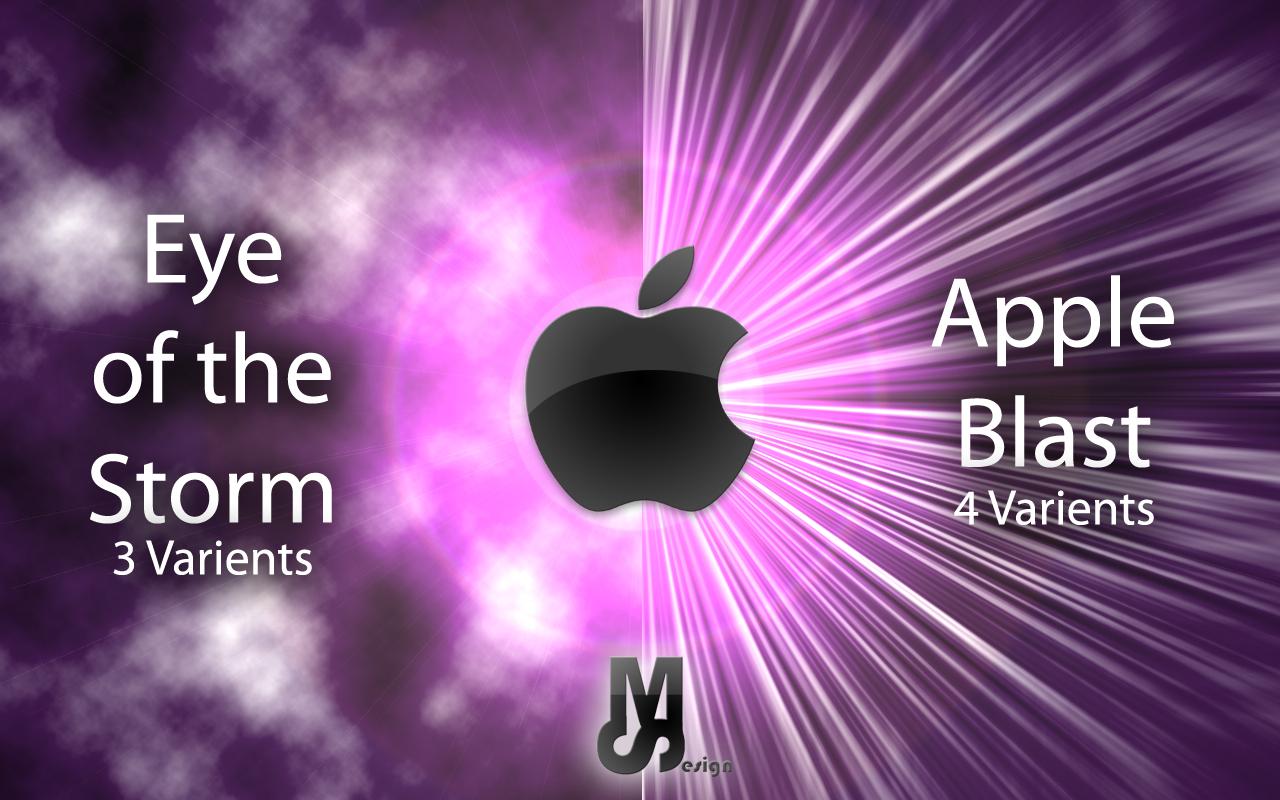 Eye of the Storm + Apple Blast