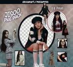 [ PNG PACK #4 ] JISOO - ELLE HONG KONG