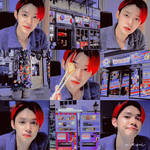 Boy with luv PSD