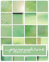 Texture Set 20 by luthienblack