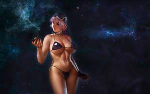 Astra Black by agnidevi