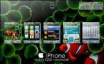 iPhone Theme Nokia 5200