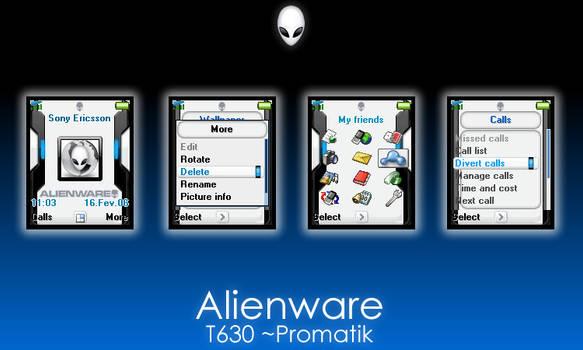 AlienWare T630