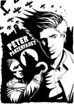 Peter Panzerfaust Lineart