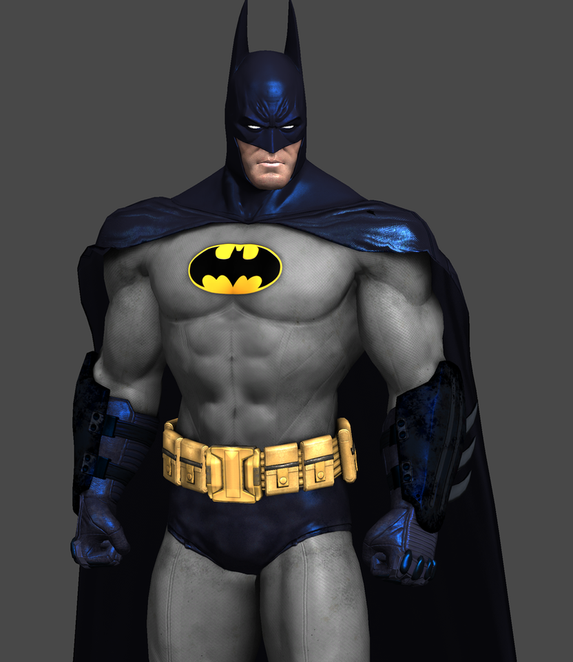The Gallery For Gt Original Blue Batman Costume & Batman Blue And Grey Costume - Meningrey