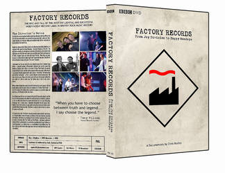 Factory Records Documentary by squire23