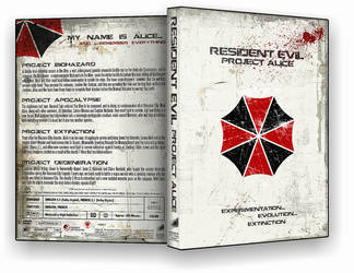 Resident Evil Project Alice v2 by squire23