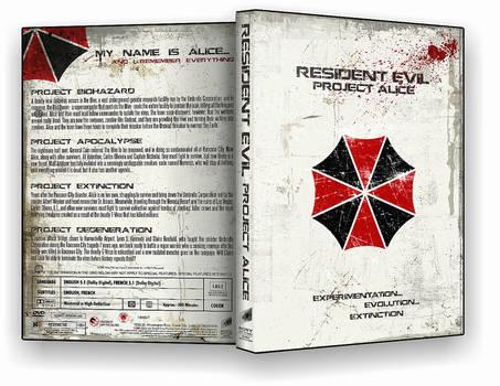 Resident Evil Project Alice v2