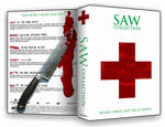 Saw Collection Blood Drive by squire23