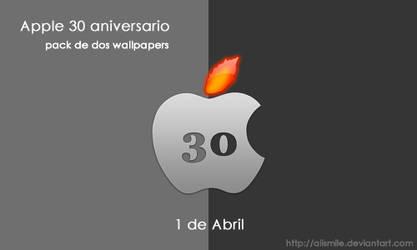 Apple 30 aniversario