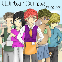 Winter Dance Sim Date by solstiyce