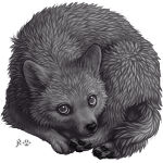 P2U wolf pup icon base