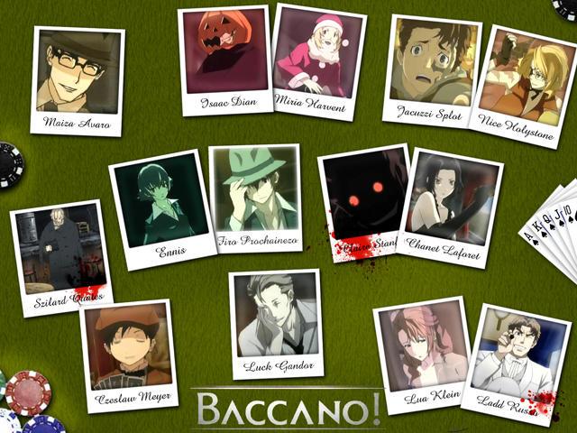 baccano wallpaper gift by wightwizard8 on deviantart
