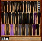 Pants Brush Set - Pack1