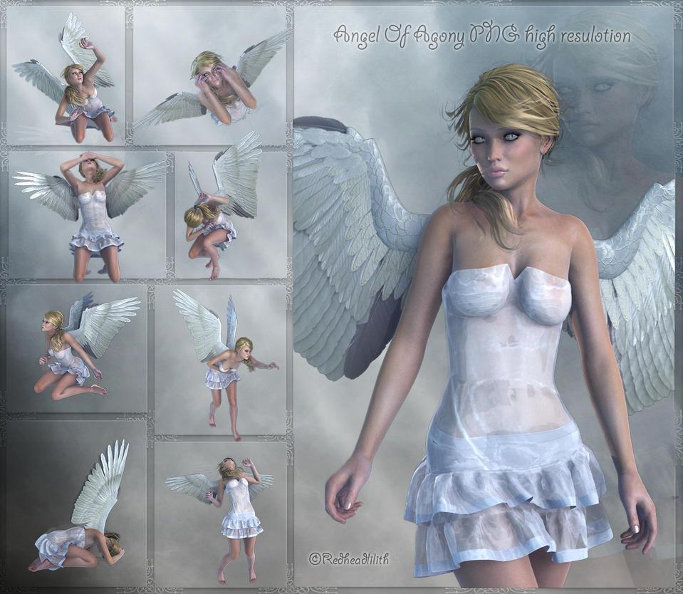 AngelOfAgony by RedHeadLilith