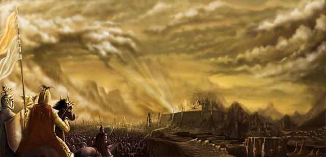Th Final Battle by agios