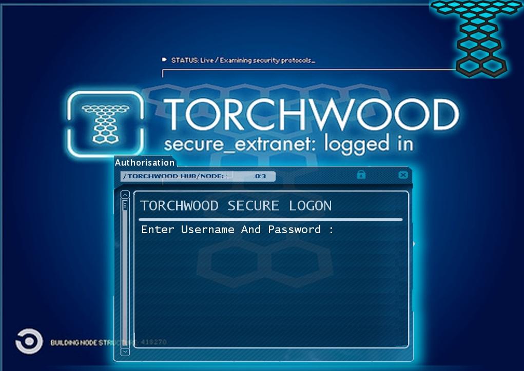 Windows 8 computer - Torchwood Gnome Logon Theme By Jman6495 On Deviantart