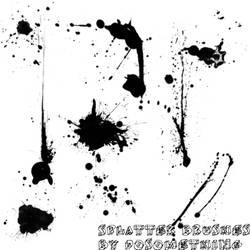 Splatter Set 1 by DoSomething