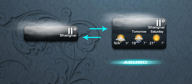 how to change yahoo weather to celsius on kodi