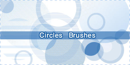 Circles Brushes by mana-chaan