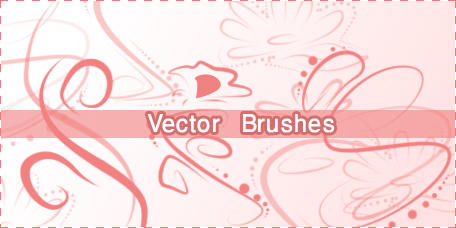 Vector brush by mana-chaan