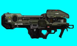 M6 Grendel/Galilean Nonlinear Rifle