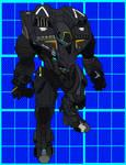MA3 Ares Assault Mech