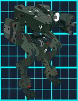 HRUNTING/YGGDRASIL Mark IX Advanced Defense System by Haloidfan