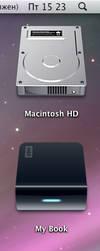 WD MyBook icon for Mac OS by Uratsakidogi