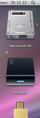 WD MyBook icon for Mac OS