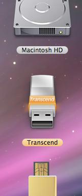 Transcend flash drive 2.0